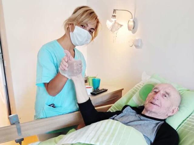 Rehabilitácie v Senior Care Galenia