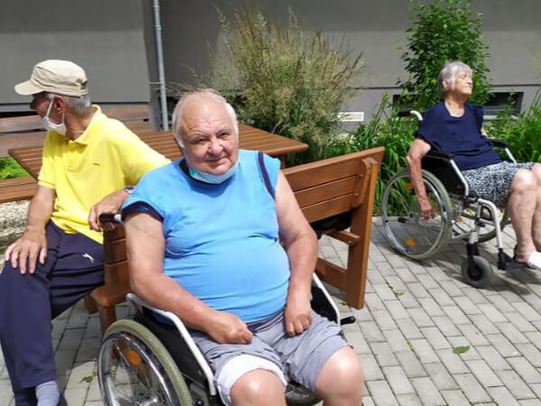 Zo života Senior Care Galenia