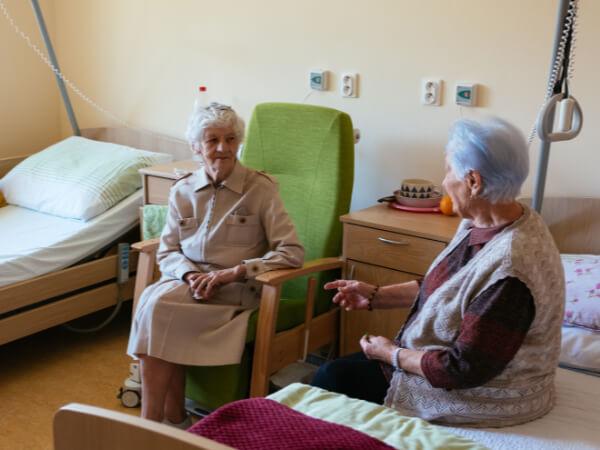 Vybavenie Senior Care Kaskády