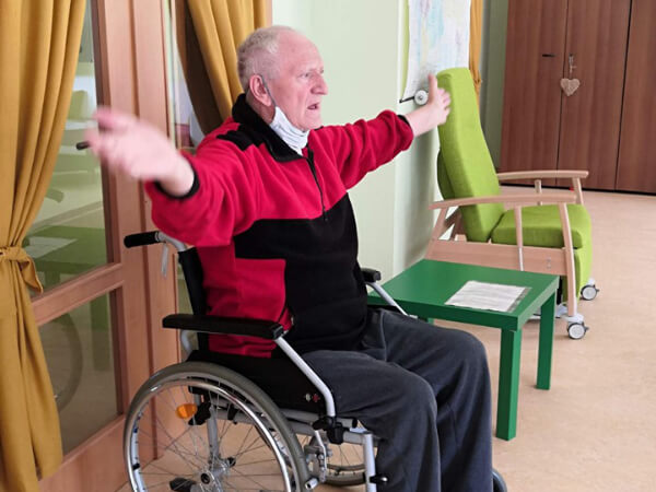 Zo života Senior Care Kaskády