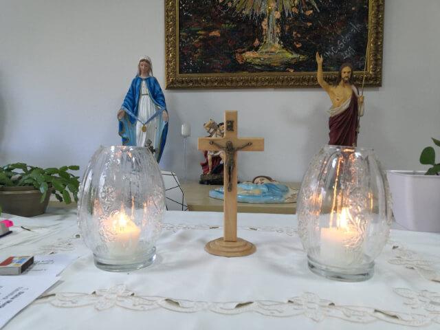 Modlenie s Katkou na Kaskádach