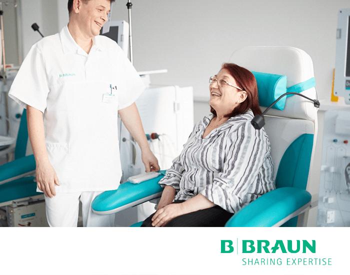 Špecializovaná starostlivosť o dialyzovaných klientov