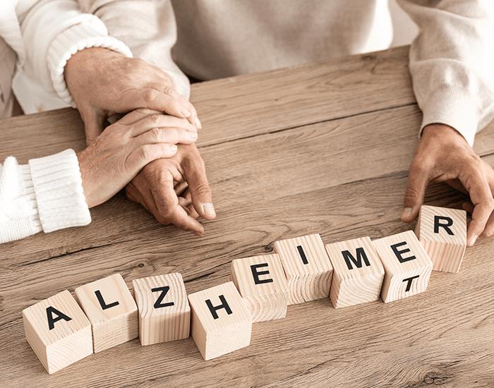 Starostlivosť o klientov s Alzheimerovou chorobou